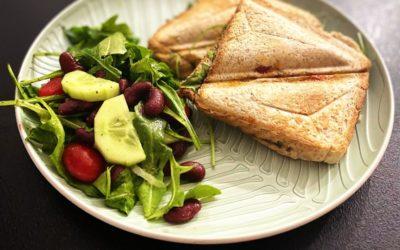 Dietetyczne tosty